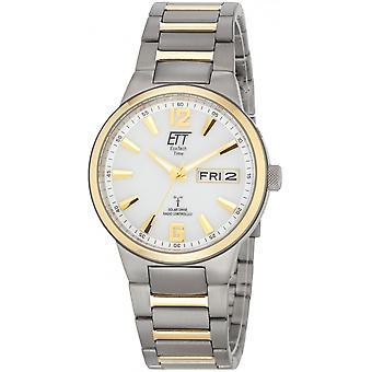 ONE (Eco Tech Time) Gold Titan OJ-11322-11M Men's Watch