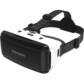 Vr shinecon box g06 vr gafas 3d gafas de realidad virtual vr headset box para google
