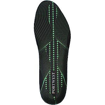 Portwest Mens Gel Cushion & Arch Support Insole