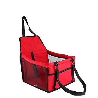Protection pliante Siège avant de voiture Sac en maille Porte-animaux Sacs en maille