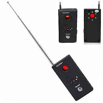Caméra sans fil Gsm Device Audio Bug Finder Gps Signal Lens Rf Tracking Detector Cc308+