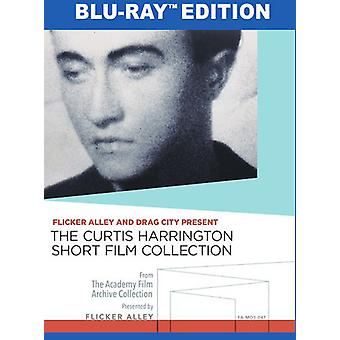 Curtis Harrington Short Film Collection [Blu-ray] USA import
