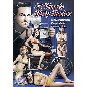 Ed Woods likainen Movies [DVD] Yhdysvallat tuoda