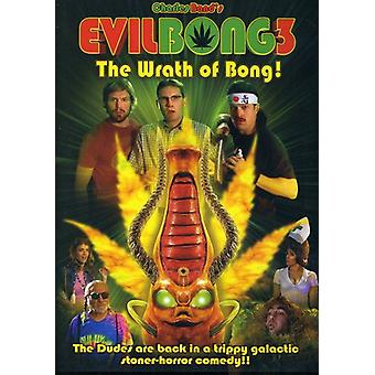 Evil Bong 3: The Wrath of Bong [DVD] USA import