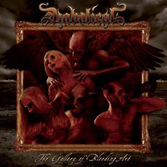 Diabolical - Gallery of Bleeding Art [CD] USA import