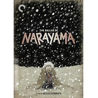 Ballade von Narayama [DVD] USA importieren