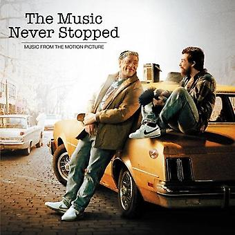 Music Never Stopped: Music Motion Picture - Music Never Stopped: Music Motion Picture [CD] USA import