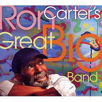 Ron Carter - Ron Carter's Great Big Band [CD] USA import