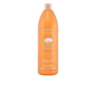 Farmavita Argan sublieme Shampoo 250 Ml Unisex