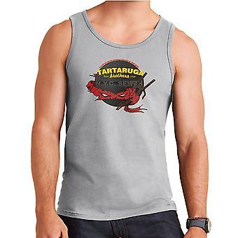 Tartaruga broers Teenage Mutant Ninja Turtles Raphael mannen Vest