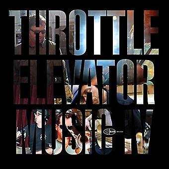 Throttle Elevator Music / Kamasi, Washington - Throttle Elevator Music I V [CD] USA import