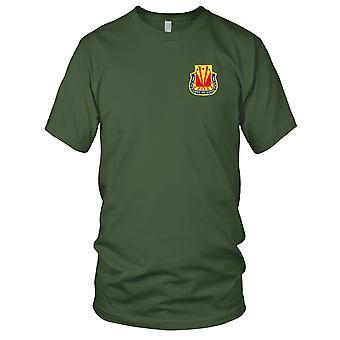 US Army - 34th särskilda luftanfallstyrkorna bataljonen broderad Patch - STB-44 Mens T Shirt