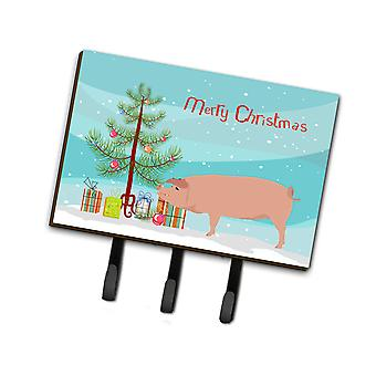 أمريكا Landrace خنزير عيد الميلاد المقود أو حائز المفتاح