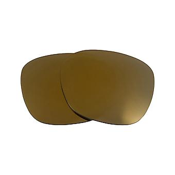Polarized Replacement Lenses for Oakley Garage Rock Sunglasses Gold Anti-Scratch Anti-Glare UV400 by SeekOptics