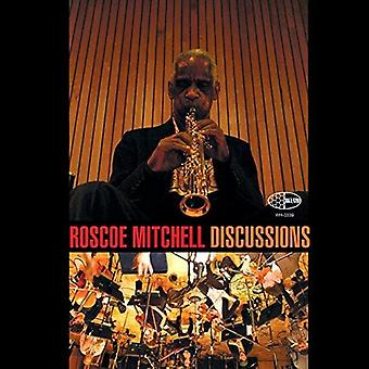Mitchell*Roscoe - Discussions [Vinyl] USA import