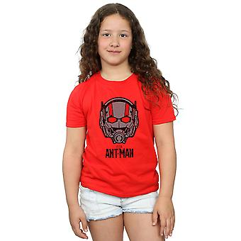Marvel Girls Ant-Man Helmet T-Shirt