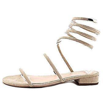 Avec Les Filles Womens Caila Open Toe Beach Ankle Strap Sandals