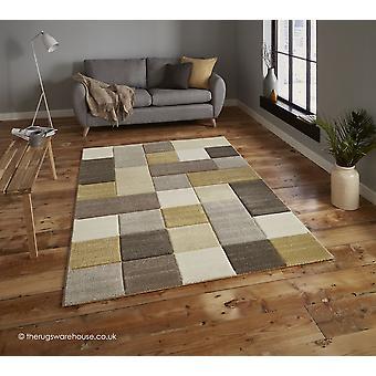 CALVERLEIGH Beige geel tapijt