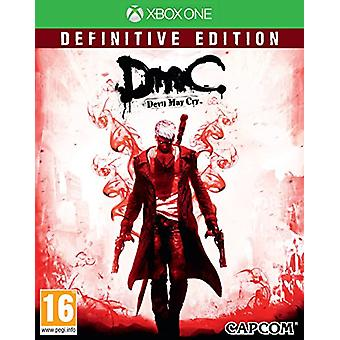 Devil May Cry Definitive Edition (Xbox One) - New