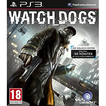 Watch Dogs (PS3) - New