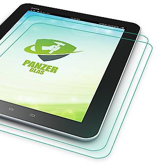 2 x premium 0.4 mm gehard glas schok Protector voor Samsung Galaxy tab A-10.1 T580 T585