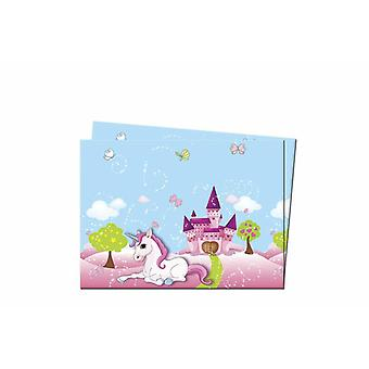 Unicorn Unicorn party tablecloth 120 x 180 cm 1piece children birthday theme party