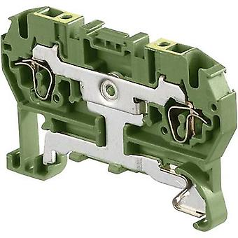 ABB 1SNA 290 069 R1700 PG terminal 6 mm Pull spring Configuration: Terre Green-yellow 1 pc(s)