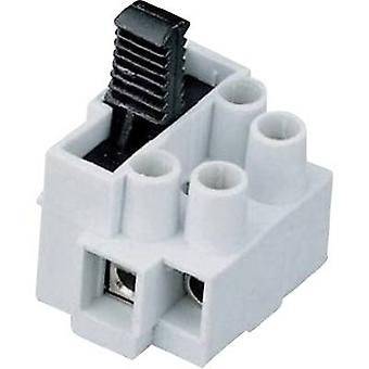 Adels-Contact 170302V9 Screw terminal flexible: 0.5-2.5 mm² rigid: 0.5-2.5 mm² Number of pins: 2 1 pc(s)