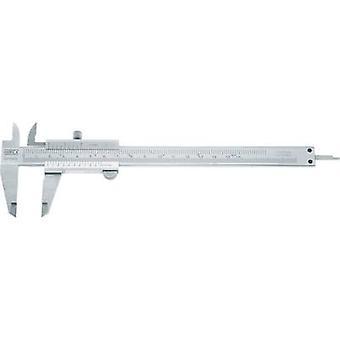 Horex 2226518 Pocket caliper 200 mm