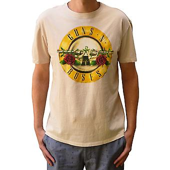 Amplified Guns N' Roses Drum Bone Crew Neck T-Shirt XXL