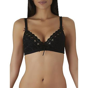 Aubade 5010 Women's Bahia Embroidered Underwired Triangle Bra