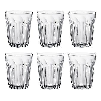 Duralex Set of 6 Provence Tumblers, 25cl
