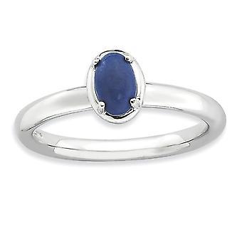 2.25 mm 925 שטרלינג הגדר מצופה רודיום ביטויים הערמה לאפיס טבעת מלוטש תכשיטים מתנות לנשים-