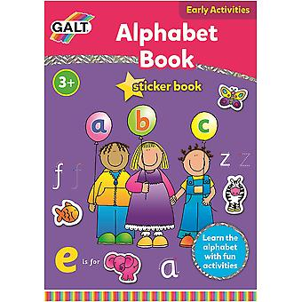 Libro alfabeto de Galt