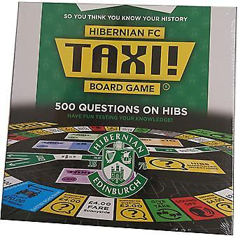 Taxi Board Game Hibernian FC by Taxi Game Ltd