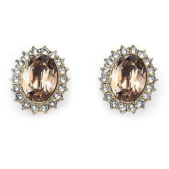 Oliver Weber Earring Regal Large Rhodium