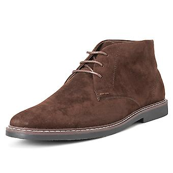 Mens Queensberry Harley Chukka Work Office Formal Casual Desert Boots UK 6-14