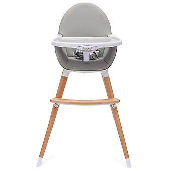 Koo-di Duo Wooden High Chair