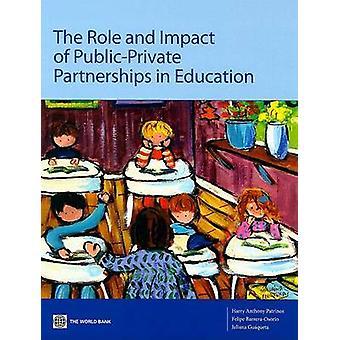 Le rôle et l'Impact des partenariats Public-privé dans l'éducation par Ha