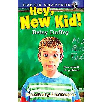 Hey, New Kid! (Puffin Chapters)