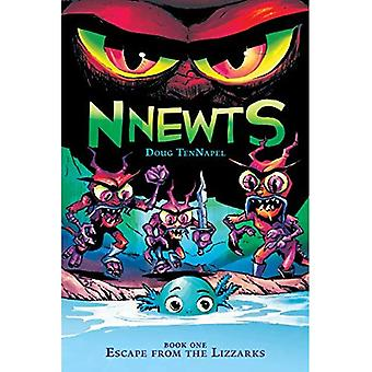 Escape from the Lizzarks (Nnewts)