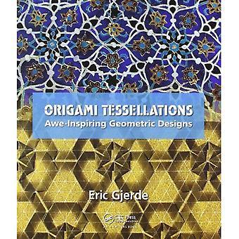 Origami Tessellations: Vördnadsbjudande geometriska mönster