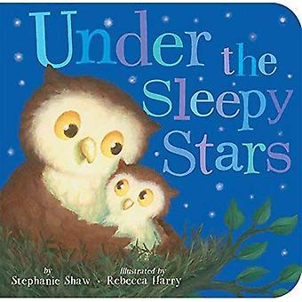 Sous les étoiles somnolents