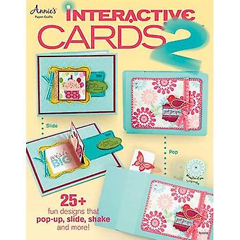 Interactive Cards 2 (Annies Paper Craft)