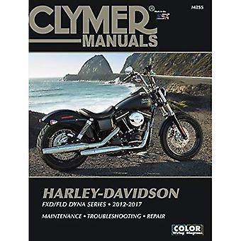Clymer Harley Davidson FXD Dyna Series 2006-2011