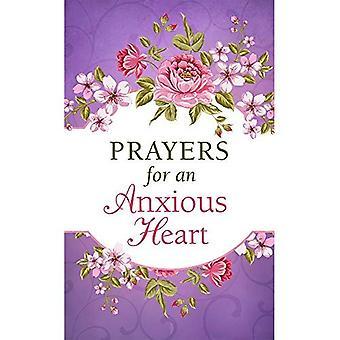 Prières pour un cœur anxieux