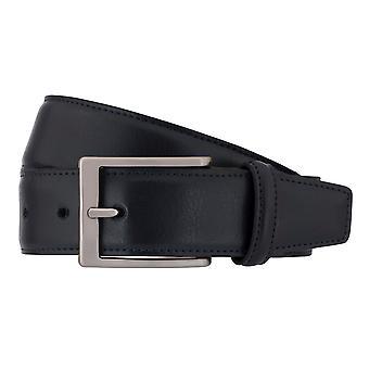 TOM TAILOR ceinture cuir ceintures masculines ceintures bleues 7805