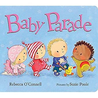 Baby Parade [Board boek]
