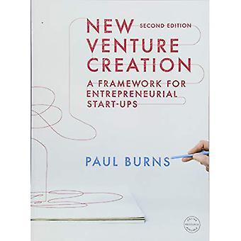 Neue Venture Kreation: Ein Rahmen für die unternehmerische Start-ups