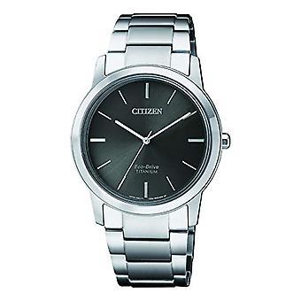 Citizen Solar Watch with titanium bracelet FE7020-85H